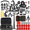 Accessories Kit for GoPro Hero 8 Black 7 6 5 Session 4 /SJCAM / EKEN / Xiaomi yi