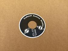 Aufkleber Kraftstoffhahn für Unimog 404 NEU