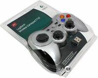 NEW Logitech Gamepad F710 Computer USB Wireless USB Controller