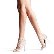 91e6e954f92d Jimmy Choo Lang Black Patent Leather Sandals PUMPS HEELS Shoes 39