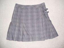 Wool Blend Check NEXT Short/Mini Skirts for Women