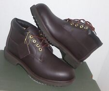 NWB Men's Timberland Newman WaterProof Chukka Boots Medium Brown Size 7