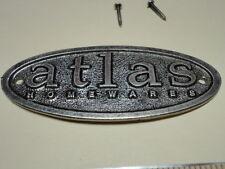 ATLAS GREEK god  DIMENSIONAL DRAWER PULL/COTTAGE MAN HOME BAR-WARE HOUSE DECOR