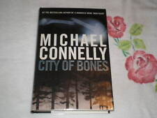 City of Bones by Michael Connelly    *Signed*