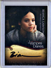 VAMPIRE DIARIES CRYPTOZOIC AUTOGRAPH A20 BIANCA LAWSON
