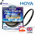 genuino nuevo Hoya 58mm Pro1 Digital DMC 58 mm filtro UV Stock de RU