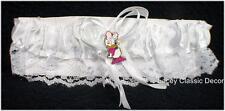 Donald & Daisy DUCK Bridal Wedding Garter Toss DISNEY