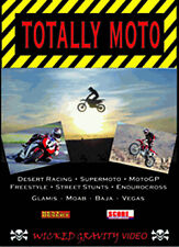TOTALLY MOTO - (SPECIAL PRICE) - MX DVD  (CLEARANCE PRICE)