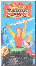 Taron e la pentola magica (1985) VHS