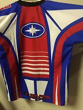 Polaris Racing Holeshot Jersey Polyester NWT LG, XL And XXL ONLY MTX SNOWMOBILE