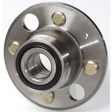 Wheel Bearing and Hub Assembly-Disc, w/o ABS Rear Moog 512034