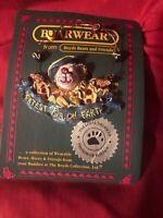 Boyds Bears & Friends Bearwear Pin Greatest FOB on Earth Gizmoe  NO. 02001-11