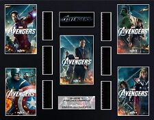 Avengers Assemble  (16 x 20) Film Cell Display