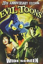 Evil Toons: 20th Anniversary Edition [New DVD] Anniversary Edition