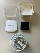 Apple Ipod Nano 8gb MP3 Player Green E52