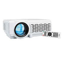 RCA RPJ106 2200 Lumens Home Theater Projector Bluetooth