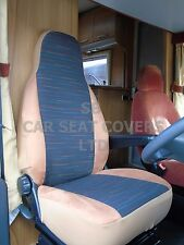 TO FIT A TALBOT EXPRESS MOTORHOME, SEAT COVERS, REGGIE BROWN MH-012