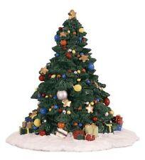 MICRO SEASONS N SCALE NORTH POLE VILLAGE TOWN SQUARE CHRISTMAS TREE 96009051