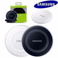 Original Wireless Charging Pad Qi Charger Für Samsung Galaxy S7 S6 Edge Note 5