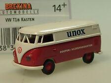 Brekina VW t1 unox sopas, recuadro - 32592 - 1/87