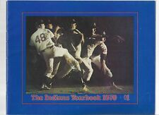 Original   1970  Cleveland Indian Yearbook    Excellent condition