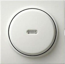 Gira S-Color reinweiss, KONTROLL-WIPPE ohne Schalter 029040