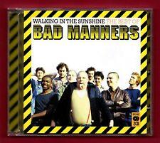 BAD MANNERS - Walking In The Sunshine (Best Of) (2008 36 trk 2 CD Set)