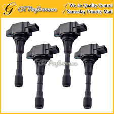 OEM Quality Ignition Coil 4PCS Pack Infiniti Nissan Maxima Murano Pathfinder
