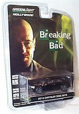 2012 Chrysler 300c SRT8 Breaking Bad escala 1-64 Nuevo En Blister Ltd Edition
