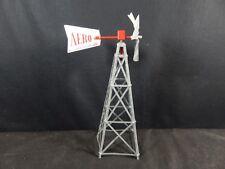 New listing Aero Model 17 Inch Miniature Steel windmill Geneva Nebraska Windmill Sample