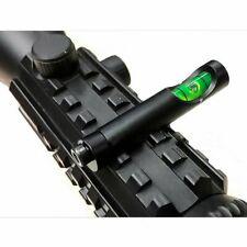 Metal Spirit Bubble Level for 20mm Picatinny Weaver Rail Rifle Sight Scope Mount