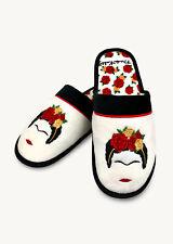 Frida Kahlo Minimalist Women's Mule Slippers