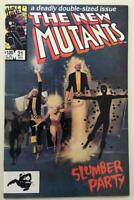 NEW MUTANTS #21, VF/NM, Sienkiewicz, Claremont, Marvel 1983 1984, more in store