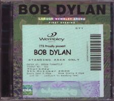 💥BOB DYLAN - LONDON WEMBLEY ARENA FIRST EVENING 2000 - CRYSTAL CAT