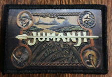 Jumanji Movie Game Box Morale Patch Tactical Military Army Badge Hook Flag