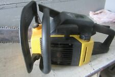 "VINTAGE COLLECTIBLE MCCULLOCH PRO MAC 610 CHAINSAW WITH 20"" BAR"