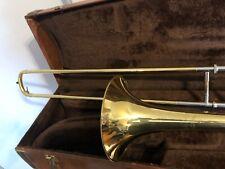 Posaune Bach Stradivarius 36 mit Quartventil