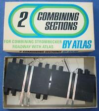 Atlas 124 132 Scale Home Race Set Track Roadway Combining Strombecker #1537 Nos