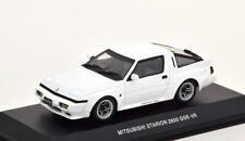 1:43 Kyosho Mitsubishi Starion 2600 GSR-VR white