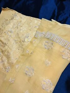 Winter Karandi Suits 3 Piece Shalwar Kameez Unstitch Heavy Embroidered