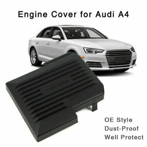 Batterieabdeckung Batterie Deckel Abdeckkappe Für Audi A4 A5 B9 / 8W 2017 2018