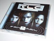 TLC FANMAIL CD  NO SCRUBS / DEAR LIE / UNPRETTY / BOOKLET = POSTER     (YZ)
