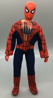 "Vintage 1974 - Mego Corp. - Spider-Man - 8"" Action Figure"