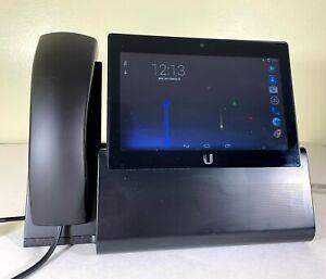 Ubiquiti UniFi UVP - Executive VoIP Phone   Black, Works Great! 📞