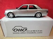 Otto Mobile 1:18 mercedes benz e500 Limited, plata en su embalaje original!