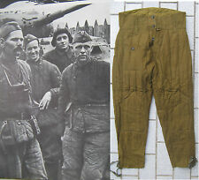 CCCP GRAND FROID Pantalon SOLDAT MATELASSEE russe Soviétique URSS USSR T.4