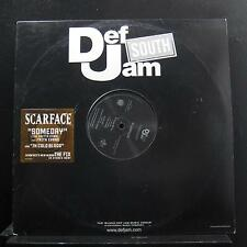 "Scarface - Someday / In Cold Blood 12"" Mint- DEFR 15705-1 Def Jam 2002 Record"