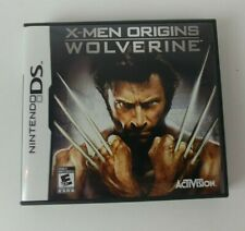 X-Men Origins Wolverine Nintendo DS