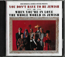 YOU DON'T HAVE TO BE JEWISH / WHEN YOU'RE IN LOVE.. - RHINO CD - STILL SEALED