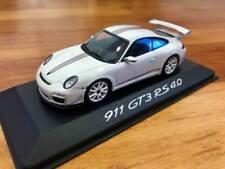 1/43 Minichamps Porsche 911 GT3 RS 4.0 White. Free Shipping